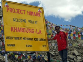 With the signboard..Kodak moment!