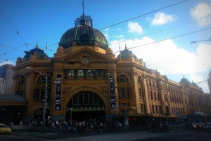 The oldest station in Australia built in French Renaissance architectural style.